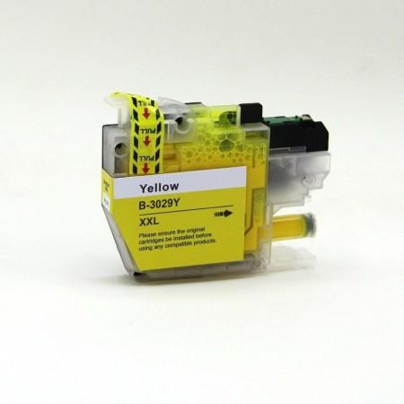 Cartucho de Tinta Compatível Premium Brother LC-3029XL Y Amarelo