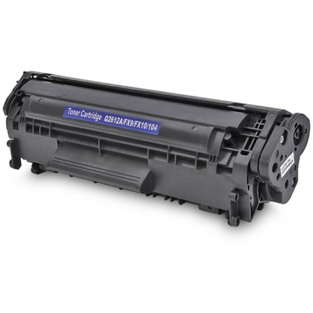 Toner Compatível G&G Q2612A 12A p/ HP 1010 1020 1022 3015 2K