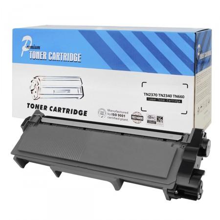 Toner Compatível TN-2370 TN 2370 TN2370 p/ Brother DCP 2540 2740 TPQ 2.6K