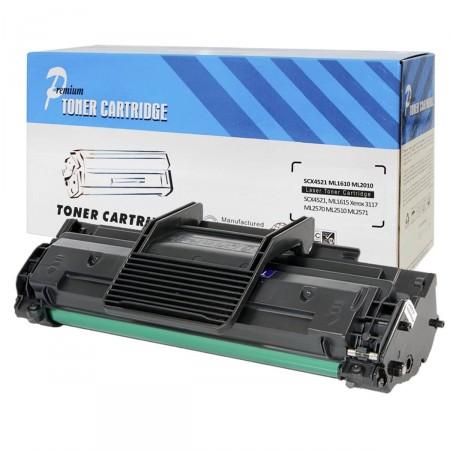 Toner Compatível ML1610D2 ML1615 para Samsung Preto TP 2K