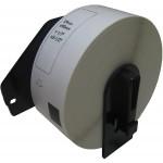 Etiqueta DK-1201 p/ impressoras de etiquetas Brother 29x90mm Pré-Cortado