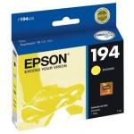 Cartucho de Tinta 194 T194420 Amarelo para Epson XP204
