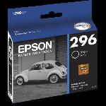 Cartucho de Tinta 296 T296120 Preto para Epson XP231