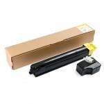 Toner Compatível TK 897 Amarelo p/ Kyocera Integral 6K
