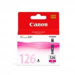 Cartucho Tinta Canon CLI 126 Magenta 9ml