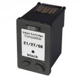 Cartucho de Tinta 21/27/56 para HP 300 1250 1401 2140