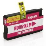 Cartucho de tinta Compatível Profit HP 951XL 950 PRO 8100 8600 N911 CN047AN Magenta