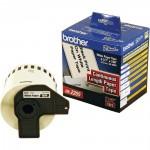 Etiqueta DK-2205 p/ impressoras de etiquetas Brother 62mm x 30.48m