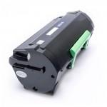 Toner 504X 50BX 50FBX00 Alta Capacidade p/ Lexmark MS410 MS415 MS610