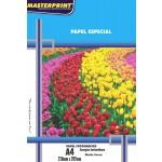 Papel Fotográfico Neutro Matte A4 108g Master Print 100 Folhas