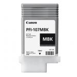 Cartucho Plotter Canon PFI 107 MBK Matte Black