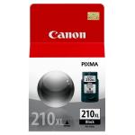 Cartucho de Tinta PG-210XL Preto para Canon MP240 MP360 IP2700