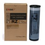 Cartucho de tinta RZ para Duplicadora Ricoh Preto 1000ml Unidade